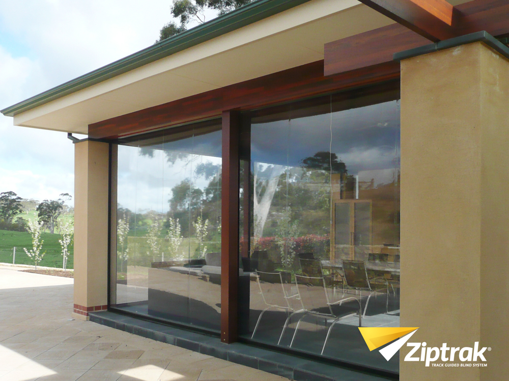 Pleasing Outdoor Blinds Stylish Outdoor Blinds Queenstown Central Home Interior And Landscaping Ferensignezvosmurscom