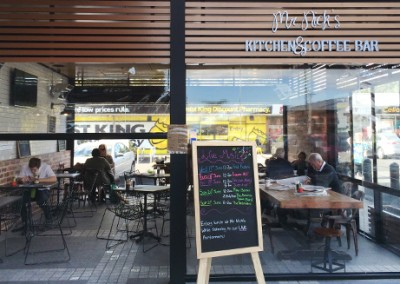 Ziptrak-Cafe-Installation