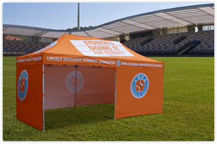 Free Standing Marquee